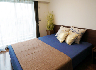 写真:内観3 - 寝室