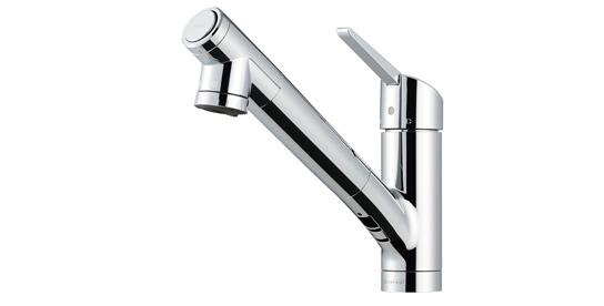 浄水器対応ハンドシャワー水栓